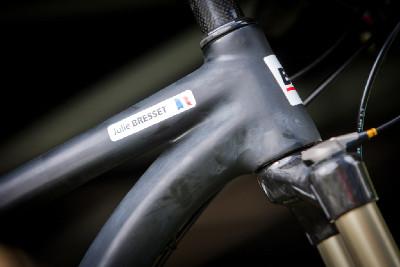Bike pro Julie Bresset