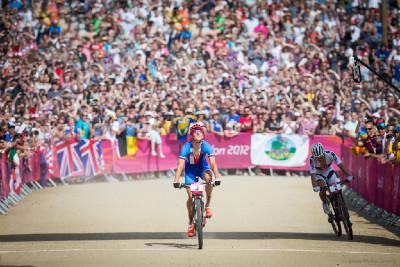 Jaroslav Kulhavý je olympijský vítěz