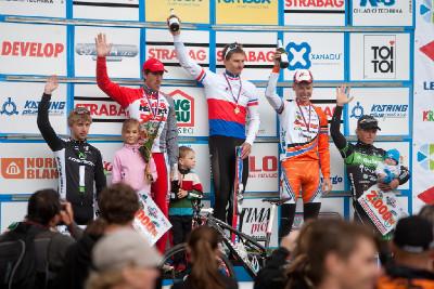 Mistrovství ČR v cross country 2012