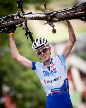 Jan Vastl slaví první titul v juniorech