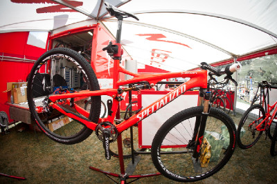 Specialized Epic S-Works 29er Jaroslava Kulhavého