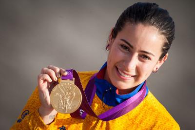 Olympijské hry Londýn 2012 - BMX