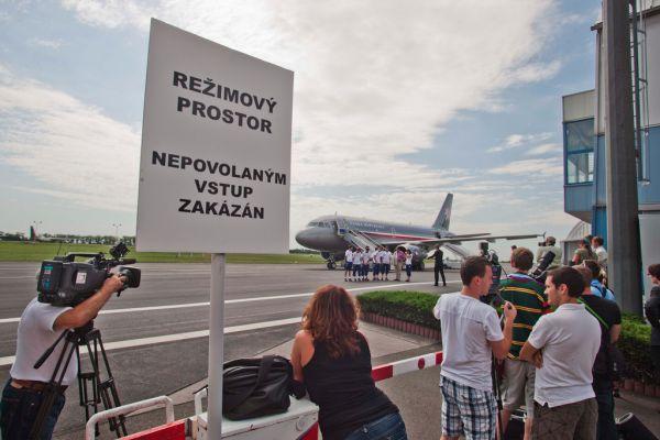 Čeští bikeři odletěli na olympijské hry do Londýna