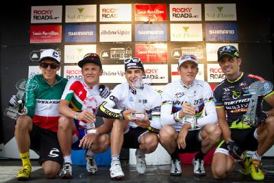 Světový pohár XC #7 Val d'Isére - Elite & ženy