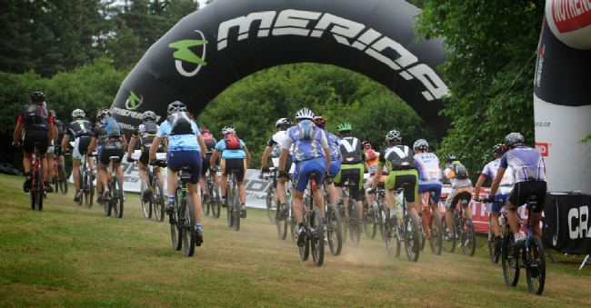 Fotogalerie: Merida Bike Adventure 2012