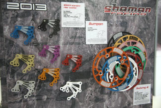 Shaman Racing 2013