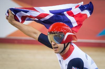 Paralympijské hry Londýn 2012 - dráha