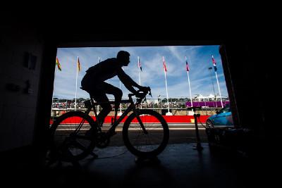 Jiří Ježek se rozjíždí pro šesté paralympijské zlato