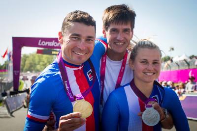 Paralympijské hry Londýn 2012 - silniční cyklistika
