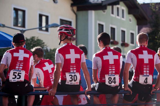 Sprint Eliminator - napnutí Švýcaři