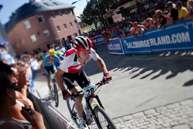 Sprint Eliminator - Ralph Näf, foto: Michal Sváček