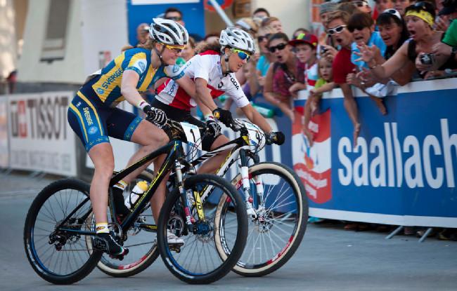 Sprint Eliminator - hustej souboj mezi Engen a Neff