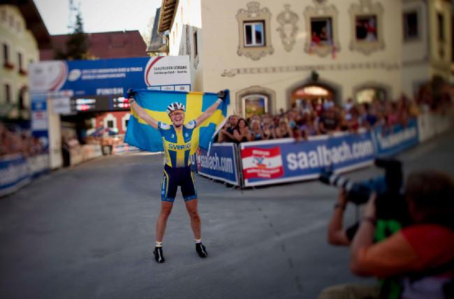 Sprint Eliminator - Alexandra Engen, foto: Michal Sváček