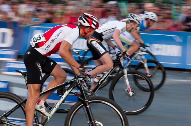 Sprint Eliminator - start finále