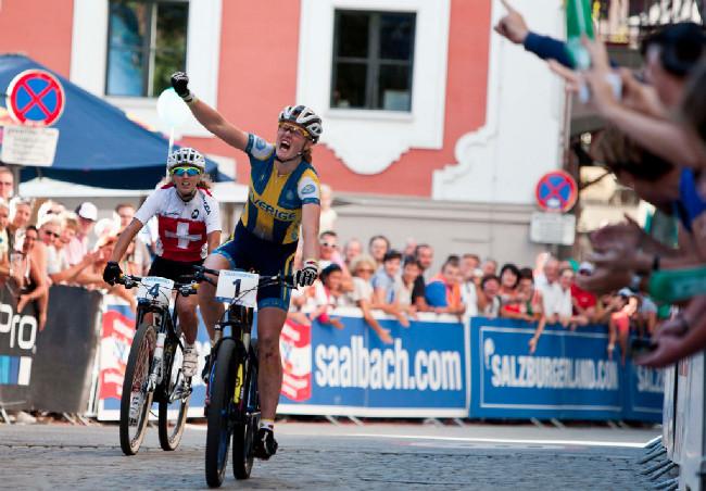 Sprint Eliminator - Alexandra Engen jako první vítězka MS XCE