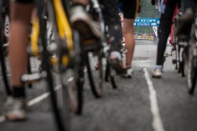 první cyklokrosový start letošní sezóny