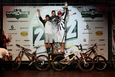 SuperEnduro Finale Ligure 2012