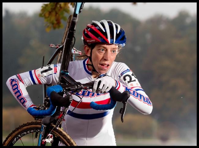 Fotogalerie: Světový pohár v cyklokrosu, Tábor 2012