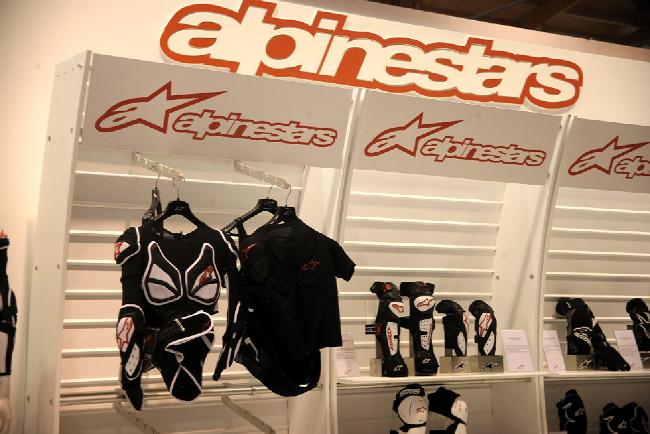 Alpinestars 2012
