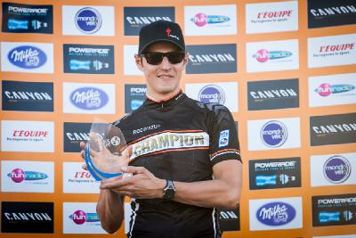 Jaroslav Kulhavý vítězem maratonu