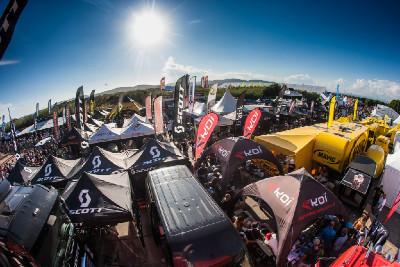 Roc d Azur 2012
