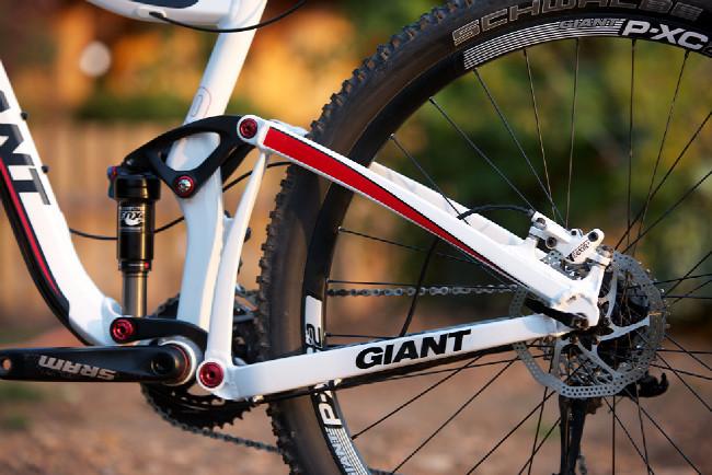 Giant TranceX 1 29er 2013