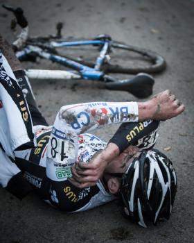 vyčerpaný Radomír Šimůnek