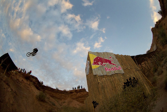 Red Bull Rampage Evolution 2012