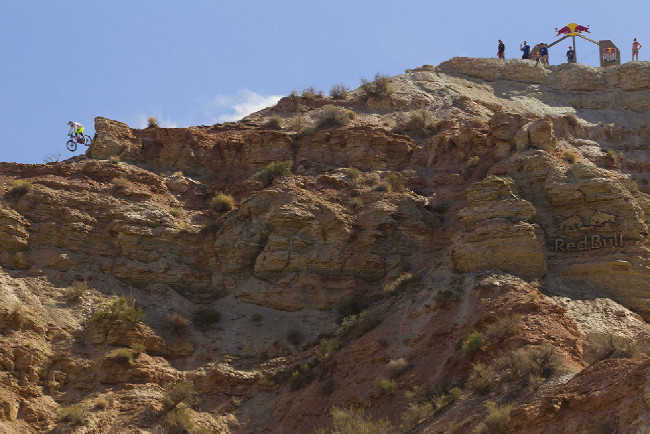 Red Bull Rampage Evolution 2012