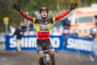 belgické vítězství v kategorii do 23 let