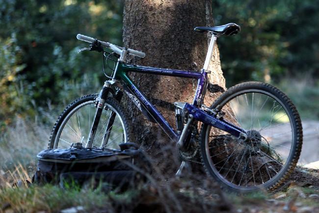 Trek 9500 OCLV retro