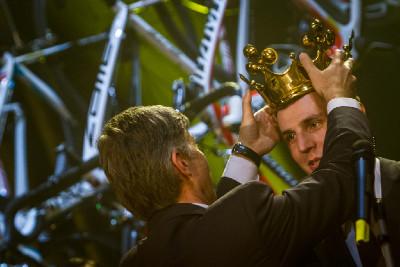 Marian Štětina potřetí korunuje Jaroslava Kulhavého
