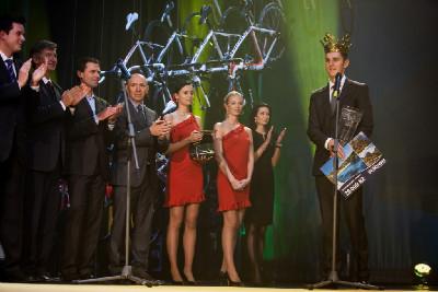 Jaroslav Kulhavý potřetí Králem cyklistiky