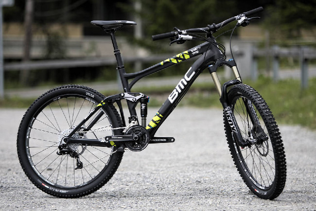 BMC Trailfox TF02