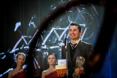nejlepší hendikepovaný cyklista Jiří Ježek