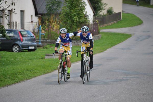 Cyklistika a já
