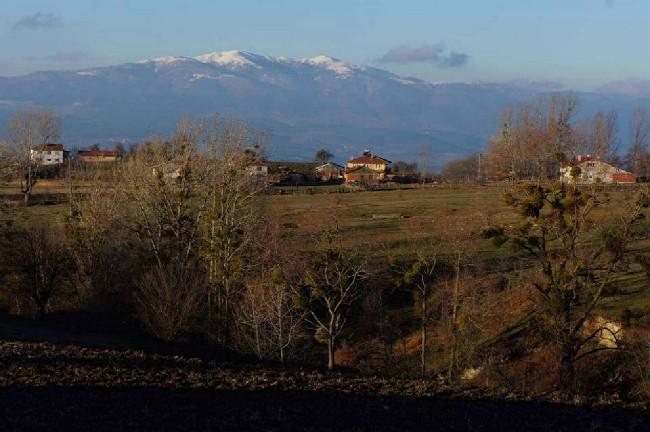 První den v tureckých horách - fakt čumíme