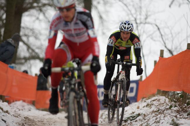Fotogalerie: Světový pohár cyklokrosu, Hoogerheide 2013