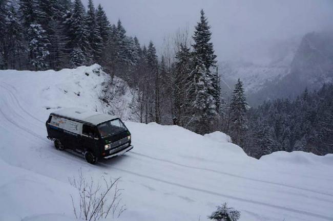 Bucegi mountains - Rumunsko