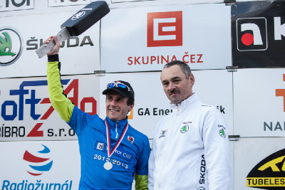 Martin Bína celkovým vítězem Toi Toi Cupu