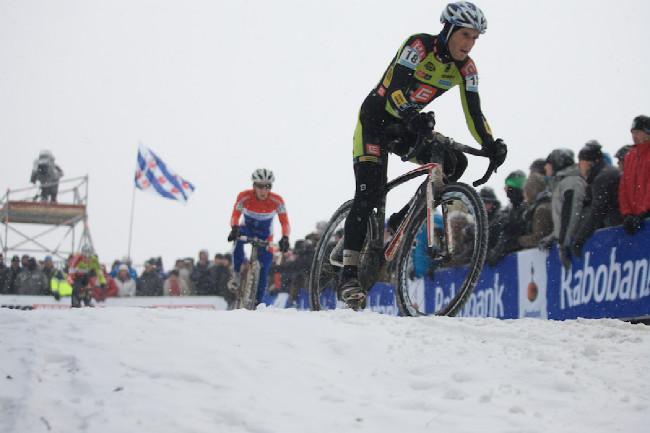 Martin Bína a Lars van der Haar