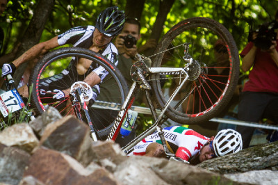 Burry Stander: SP Mont Sainte Anne 2011