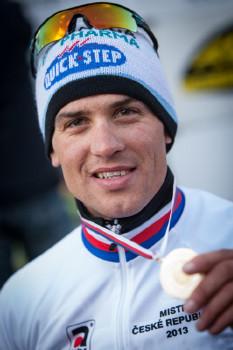 Mistrovství ČR v cyklokrosu 2013