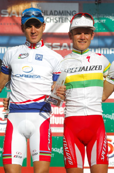 Burry Stander: Schladming 2009 - vítěz SP do 23 let