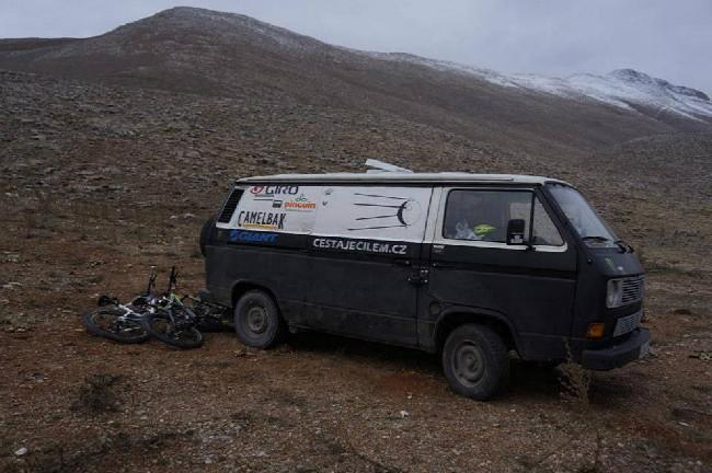 korský auto camping