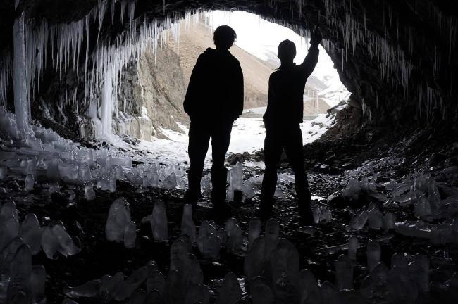 tady prý měl být tunel