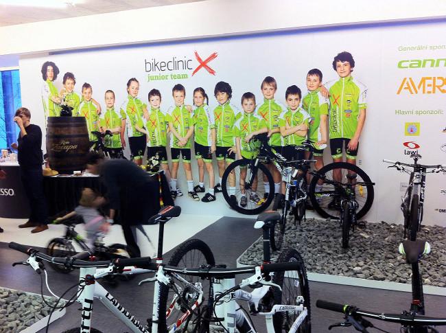 Nový Bikeclinic otevřen fotogalerie