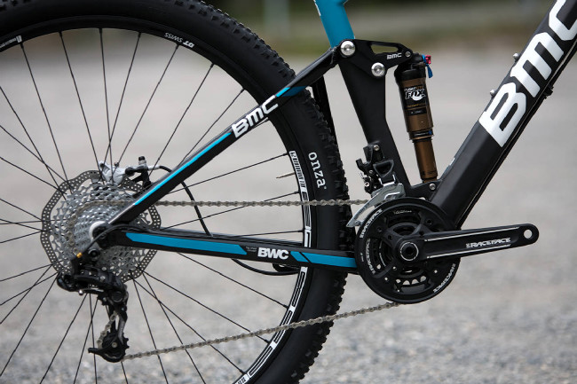 BMC fourstroke FS02 Trailcrew