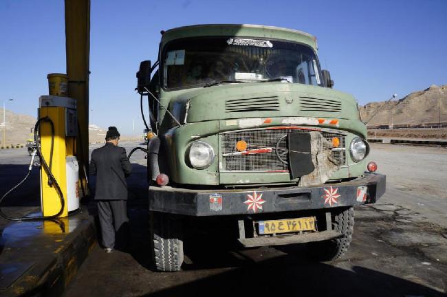 palivo je v Iranu mnohonásobně levnější, než u nás