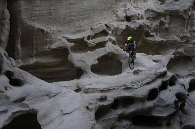 biking v horách